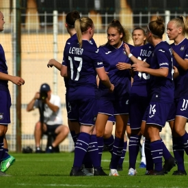 Embedded thumbnail for Women Friendly : FC Fleury 91 3-4 RSCA