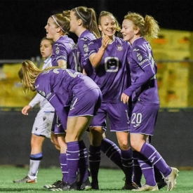Embedded thumbnail for 45/45: de perfecte score voor onze RSCA Women