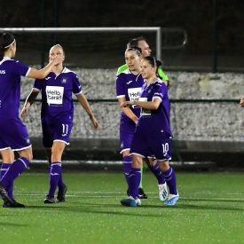 Embedded thumbnail for Superleague: OHL - RSCA Women 0-2