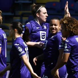 Embedded thumbnail for Superleague: RSCA Women 6-0 Standard de Liège