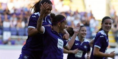 Embedded thumbnail for UWCL: RSCA Women 5-0 PAOK