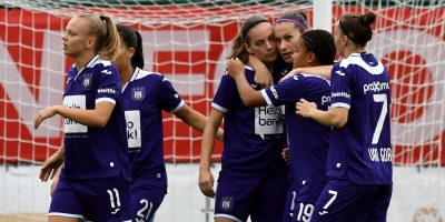 Embedded thumbnail for CUP | RSCA WOMEN - K.Wuustwezel F.C 14-0