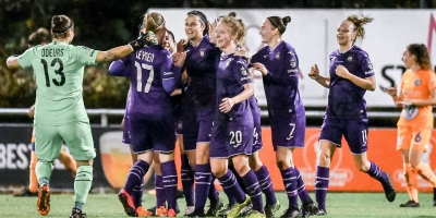 Embedded thumbnail for Superleague : RSCA Women 5-0 KAA Gent