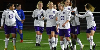 Embedded thumbnail for Superleague: KRC Genk Ladies 1-4 RSCA Women
