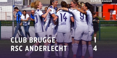 Embedded thumbnail for Superleague : Club Brugge 1-4 RSCA