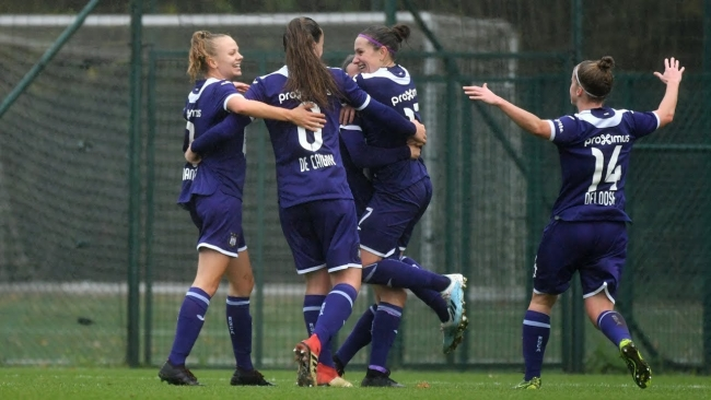 Embedded thumbnail for RSCA Women win the first clasico of the season
