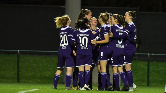 Embedded thumbnail for Super League: RSCA Women 2-1 Standard de Liège