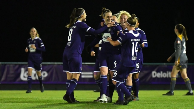 Embedded thumbnail for Super League: RSCA Women - OHL 7-0