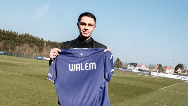 Embedded thumbnail for Johan Walem becomes RSCA Women head coach