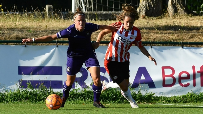 Embedded thumbnail for RSCA Women 0-2 PSV