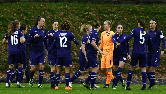 Embedded thumbnail for Superleague: White Star Woluwé 0-4 RSCA Women