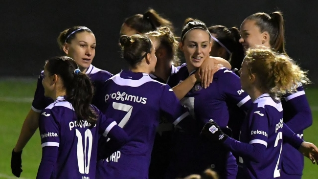Embedded thumbnail for Super League: RSCA Women 4-0 KRC Genk