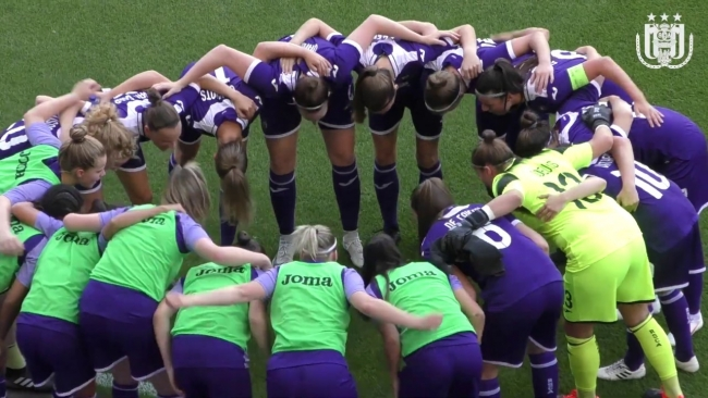 Embedded thumbnail for Our #RSCAWOMEN: Ready for the UWCL!