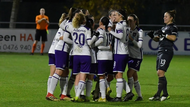 Embedded thumbnail for Super League | KAA Gent - RSCA Women 0-2