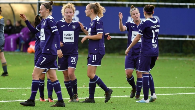 Embedded thumbnail for Cup | RSCA Women - OHL 4-0