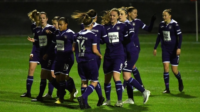 Embedded thumbnail for Super League: RSCA Women 2-0 KAA Gent