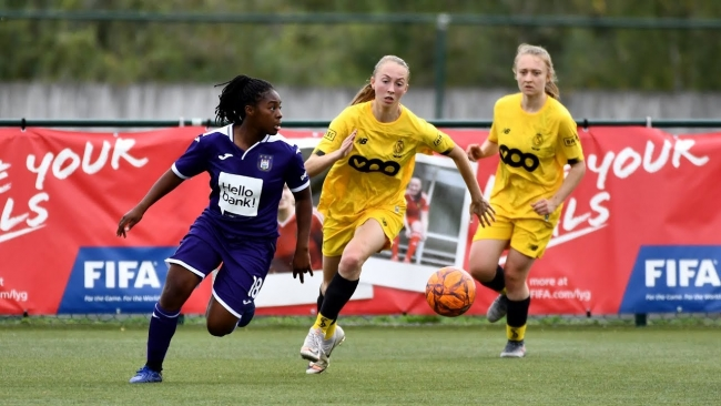 Embedded thumbnail for Cup | RSCA Women B - Standard de Liège 0-3