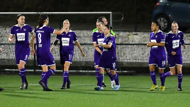 Embedded thumbnail for Victoire difficile de nos RSCA Women à OHL
