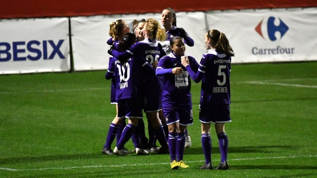 Embedded thumbnail for Super League: RSCA Women - Standard de Liège 1-0